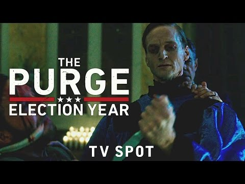 "The Purge: Election Year - ""Critics Rave"" TV Spot (HD)"