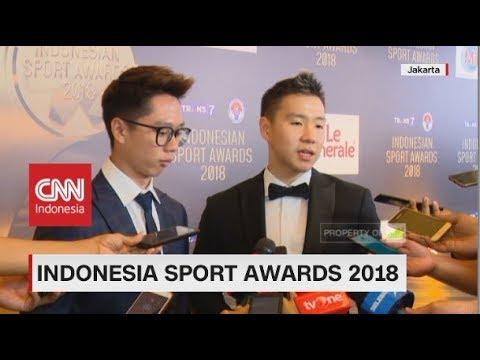 Kemeriahan Indonesian Sport Awards 2018
