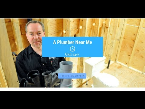 plumber near me - local plumbers