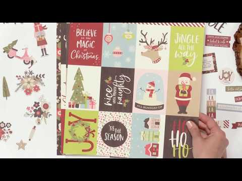 Holly Jolly Collection | Simple Stories