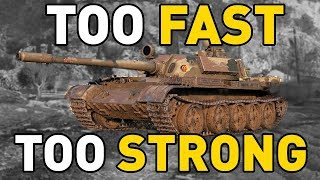 World of Tanks || TOO FAST, TOO STRONG!