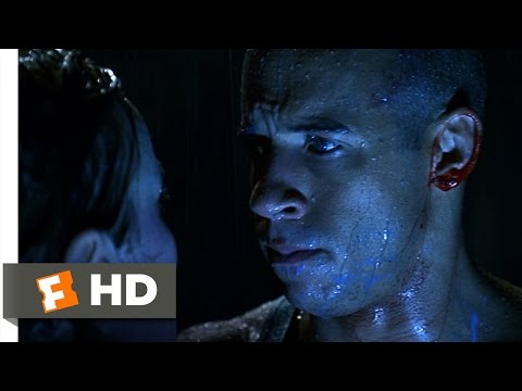 Pitch Black 10/10 Movie   Rescuing Riddick 2000 HD