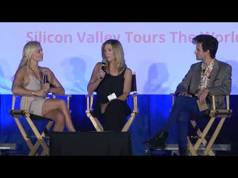 Lindsey Pelas & Cynthia Johnson - Global Media Influencers | Global Ventures Summit Los Angeles 2017