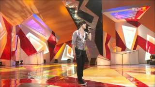 Lee Hyun - 30 minutes before(feat. Seungyeon), 이현 - 30분 전(feat.승연), Music Core 20090926
