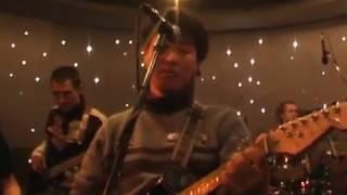 Концерт каверов на Виктора Цоя и группу КИНО. Бишкек 2010 год.