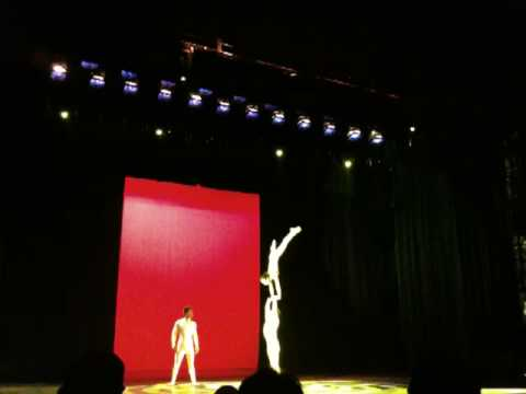 Shanghai Acrobatic Acts part 1