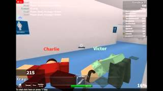 games with Kim roblox edition episode 1 Murder Mystery