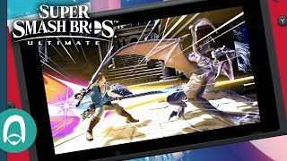 Hands On with Super Smash Bros. Ultimate for Nintendo Switch