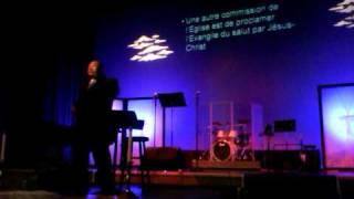 NEW BEGINNINGS RESTORATION CHRISTIAN CENTER (PT 1.)