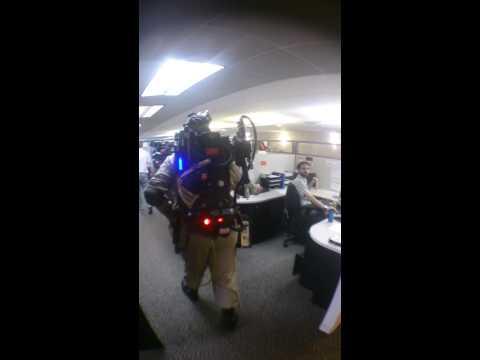 Connecticut Ghostbusters visit WNPR