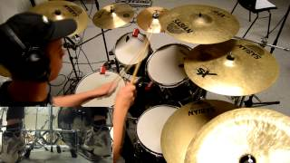Veil of Maya - Pillars (Drum Cover)