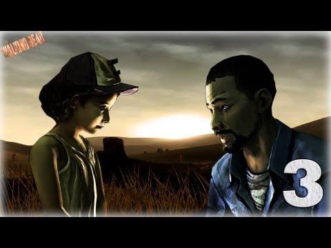 Смотреть прохождение игры The Walking Dead: Episode 1. Серия 3 - Я с тобой.