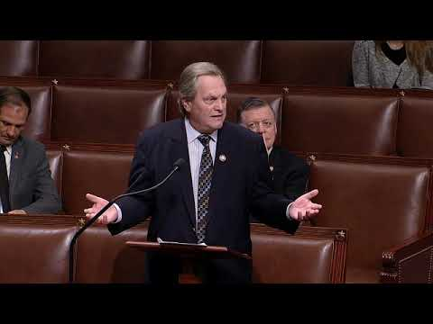Congressman Simpson Speaks on FY19 Interior Appropriations