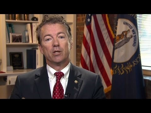 Rand Paul:  'Snowden hasn't lied to anyone'