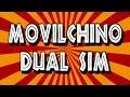 Movil DOOGEE DAGGER DG550 pantalla 5.5 pulgadas bandas WCDMA 900/2100MHz