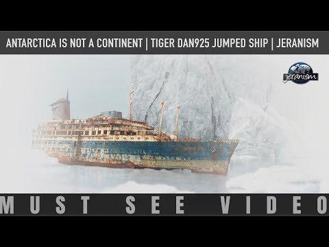Antarctica is NOT a continent | Tiger Dan925 Jumped Ship (Jeranism Mirror)