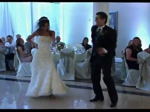 The Greatest Father Daughter Wedding Dance Ever !!!!!! Cinderella/Grease/Single Ladies
