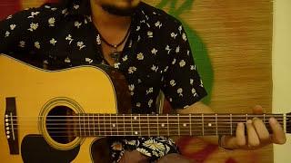 Cha MTV - guitar solo - huong dan