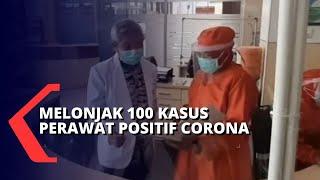 Melonjak 100 Kasus, Jumlah Perawat Positif Corona di Jatim Capai 246 Orang