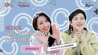 IT'S SPRINGTIME SA KOREA! @JinHo Bae @shine kuk [Series 1 / Episode 3]