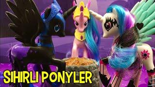 Gambar cover Sihirli Ponyler 1.Bölüm 🌙 || Ponylerin Maceraları