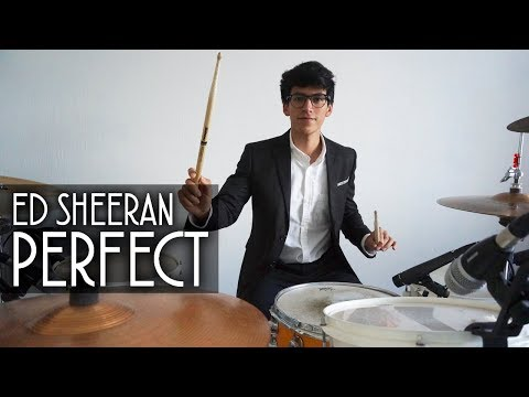 PERFECT - Ed Sheeran | Drum Cover *Batería*