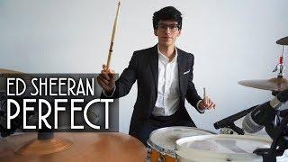 PERFECT - Ed Sheeran | Drum Cover *Batería*