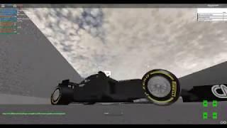 Roblox F1 2016: McLaren Honda vs Mercedes AMG