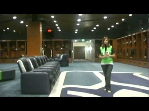 Seahawks Locker Room 360 Youtube