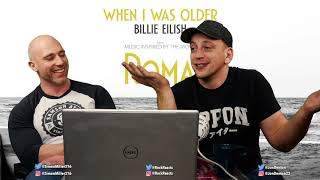 SURPRISE OF THE YEAR!! Billie Eilish - When I Was Older (Music Inspired By The Film ROMA) REACTION!!