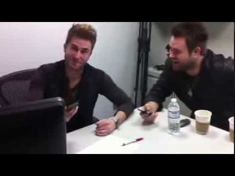 Colton and Zach Swon react to making history at Country Radio!