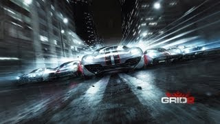 Grid 2 GamePlay on PC Max Graphics [1080p]