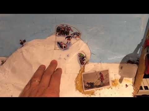 Kurelek Interactive Art - Multi Sensory Reinterpretation - Exploration demo