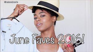June Faves 2016! (Shea Moisture, Moon Cats, NYX, Target, Rimmel) - NaturalMe4C