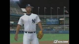 MLB 2005 PlayStation 2 Gameplay