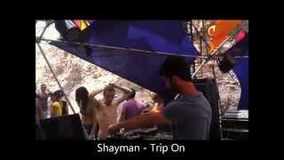 Shayman - Weekendance 2014