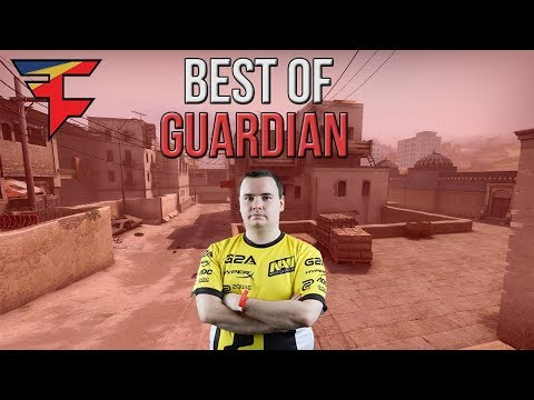 CS:GO - BEST OF GuardiaN (Welcome to FaZe)