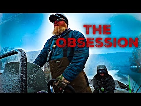 The Obsession | Muskie fishing  | FT....