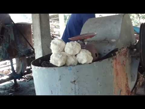 Mulberry paper Thailand How it's made