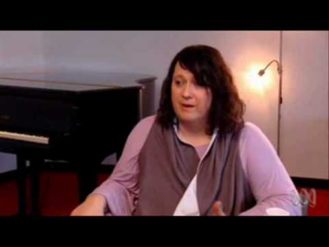 Antony Hegarty - Interview pt. 1 (Opera House, Sydney)