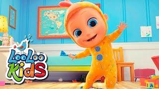 Cock-a-Doodle-Doo - LooLoo Kids Nursery Rhymes for Kids