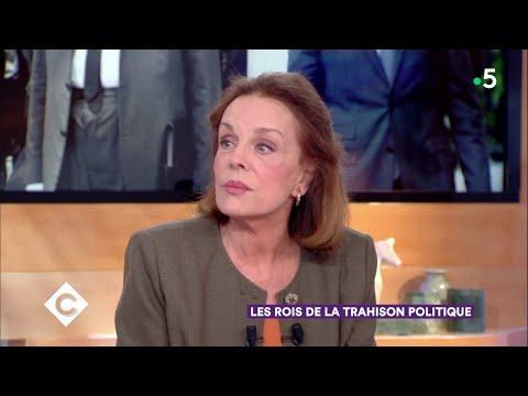 La relation De Gaulle / Pompidou avec Catherine Nay - C à Vous - 18/05/2018
