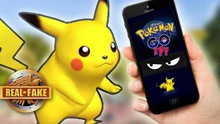 SPYWARE DISCOVERED ON POKEMON GO APP - real or fake