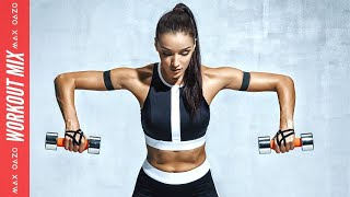 Workout Music Mix 2021   Gym Music, Fitness Motivation, Home Workout, Running   Max Oazo Mix #29