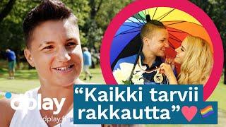 Kaj Kunnas Exclusive | Nyrkkeilijä Elina Gustafsson puhuu rakkaudesta | Dplay.fi