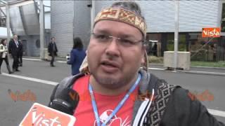 LEADER DEI MAPUCHE CILENI: LOTTA AL CLIMA PER DIFENDERE LE POPOLAZIONI INDIGENE