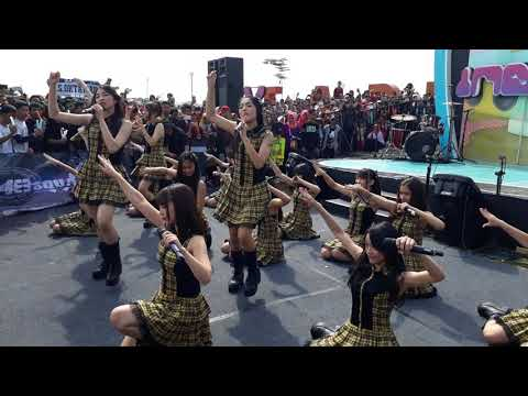 Inbox sctv jkt48 stadion pakansari part 2