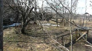 Домик в русской деревне