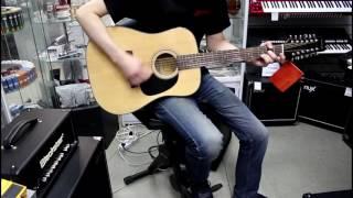 Гитара Martinez FAW-802. Цена: 13000 руб. www.muz-hall.ru