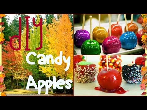 DIY Candy Apples: Easy!